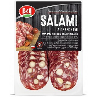 Salami z orzechami 100g/szt.